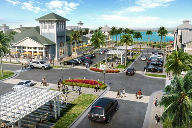 Beachwalk Apartments property rendering in St. John, Florida